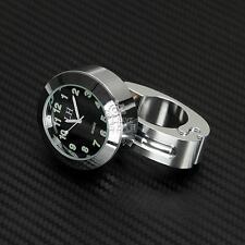 "Motorcycle 7/8"" to 1"" handlebar Mount Clock For Honda VTX 1300 C R S RETRO NEW"