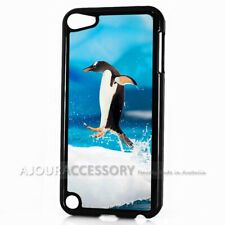 ( For iPod Touch 6 ) Back Case Cover AJ10553 Penguin