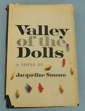 Valley Of The Dolls First Edition Jacqueline Susann Hardcover