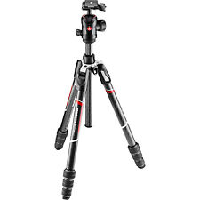 Manfrotto Befree GT Travel Carbon Fiber Tripod with 496 Ball Head MKBFRTC4GT-BH