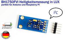Helligkeitsmesser Licht Sensor I2C digital BH1750FVI für Arduino Raspberry Pi