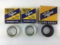 Tiffen camera lens Filter #5 shade lot