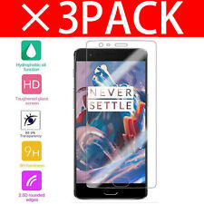 For OnePlus 3T Tempered Glass Screen Protector Premium Protection