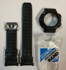 CASIO Original Band G-Shock G-9000MS-1 G-9000MS  Mudman black  &  Bezel G9000