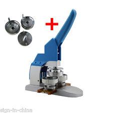 "2016 New Pro 1-3/4"" 44mm Pin Button Maker Machine Multifunctional DIY Machine"