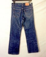 vtg 70s RARE The GAP Fashion Pioneers USA Denim Jeans Talon 42 Indigo 30 X 30