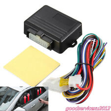 DC12V Vehicle Automatic Safety Power Window Roll Up Closer Module Kit For 4-Door