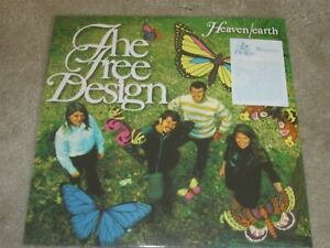 THE FREE DESIGN - HEAVEN / EARTH - PSYCH / POPSIKE - NEW