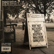 """RICHARD ASHCROFT - Why Not Nothing?/Sweet Brother Malcolm (7"""") (NM/NM)"""