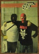 Nonstop Culture Graffiti Spray Paint Hip Hop Magazine Summer 2004 RARE