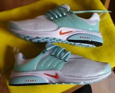 Nike air presto white / baby blue/ Jade  size 7.5 UK / 42 EUR