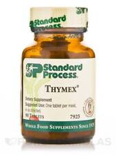 Standard Process THYMEX 90 Tabs * EXP 12/19 * SHIPS OUT LESS THAN 24 HOURS FREE!