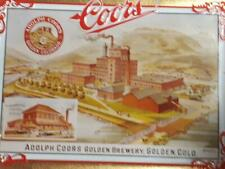 Coors beer Playing cards