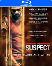 The Suspect Blu Ray (Region B)