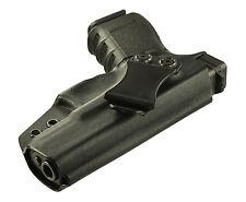 High Noon Holsters Reaction Lite, Kydex, Black, R/Hand IWB for Glock 26