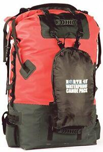North 49 Waterproof Canoe Pack 120 L Heavy Duty PVC
