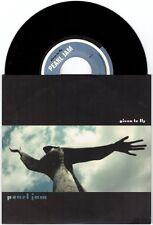 """Pearl Jam """"Given to Fly"""" 7"""" OOP EX Nirvana Eddie Vedder"""