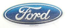 62771 FORD BLUE OVAL TWIN PACK SEE THRU WINDOW LOGO STICKER DECAL  MOTOR COMPANY