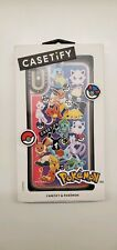 Caseify Pokemon iPhone Cell Phone Case Limited Edition Brand New Xs Max Accessor