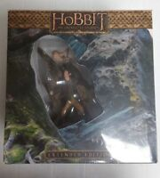 The Hobbit: An Unexpected Journey Extended Blu-Ray / 3D + Statue NEW Limited Ed