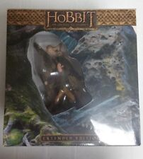 The Hobbit: An Unexpected Journey Extended Blu-Ray / 3D & Statue NEW