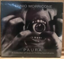 Paura: A Collection of Scary & Thrilling Soundtracks (CD, Sep-2016, Rustblade)