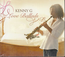 Kenny G: [Made in Asia 2008] Love Ballads (NEW)         CD+DVD