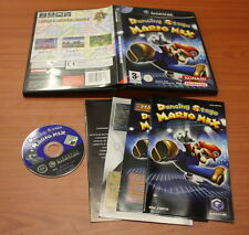 JEU Nintendo GAME CUBE  dancing stage mario mix   COMPLET