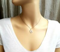 Jewish Star of David Necklace Sterling Silver Magen Judaica Jewelry Women Gift
