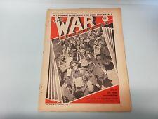 The War Illustrated No. 4 Vol 1 1939 Warsaw Paravanes Himmler Courageous