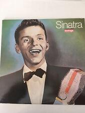 Frank Sinatra - Swings - VINYL 1986 - Very Good Condition