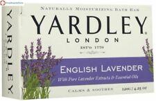Yardley Soap Bar LAVENDER 4.25OZ : 2 packs