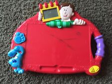Blues Clues drawing pad Toy Learning Play Electronic 2000 Viacom