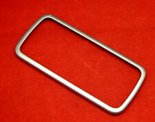 Original Nokia 5230 Rahmen Frame Oberschale Cover Bottom Rahmen Front Silver