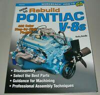 Restaurierungsanleitung V8 Motor Revidierung Pontiac Firebird + Trans Am Buch!