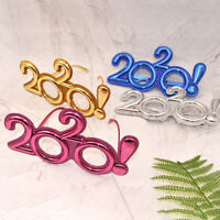2020 Glasses Masquerade Accessories Birthday Party Supplies Costume Cosplay Prop