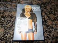 DVD BRITNEY SPEARS GREATEST HITS MY PEROGATIVE    USED
