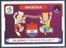 PANINI EURO 2012- #041-HRVATSKA-CROATIA
