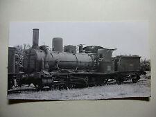 ESP247 - c1950s MZA (RENFE) RAILWAY - STEAM LOCOMOTIVE No040-2039 PHOTO Spain