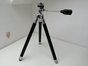 Vintage Pyramid Camera Tripod with original leather case