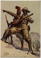 cartolina militare GRUPPO BATTAGLIONI CC.NN. D'ERITREA pisani