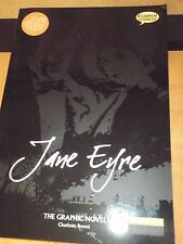 JANE EYRE THE GRAPHIC NOVEL CLASSICAL COMICS ORIGINAL TEXT