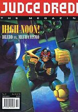 JUDGE DREDD THE MEGAZINE	no.	17	Dec	12	1992