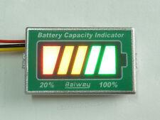 Digital LED Capacity Tester Indicator für 24V / 48V Lithium LiPo / LiIon Battery