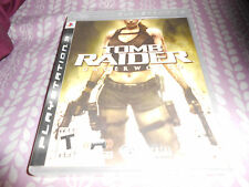 Tomb Raider Underworld (Sony Playstation 3, 2008) PS3