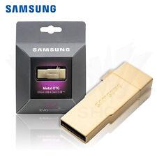 Samsung Metal OTG USB Drive 32GB EVO microSDHC Android Smartphones Tablets