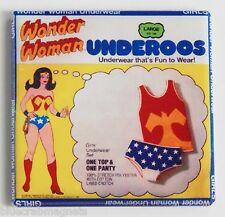 Wonder Woman Underoos FRIDGE MAGNET (2 x 2 inches) comic book justice league