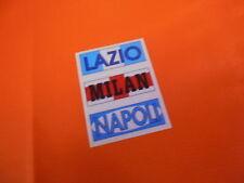 CALCIATORI FIGURINE PANINI 1994 95 STICK STACK LAZIO MILAN NAPOLI VELINA ORIGINA
