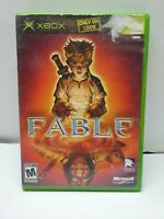Fable 1 Original XBOX Game Complete Video Game