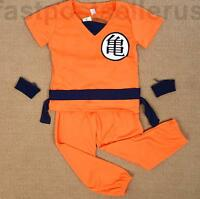 Boys Kids Children Costume Set Halloween Party Dress Up Outfit Fancy Drago